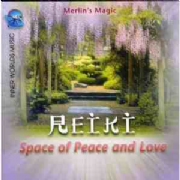 Reiki Space of Peace and Love - Merlin's Magic